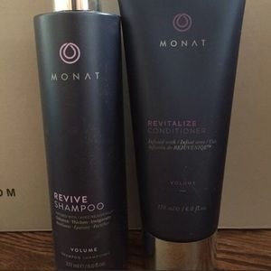 Revive shampoo & Revitalize Conditioner